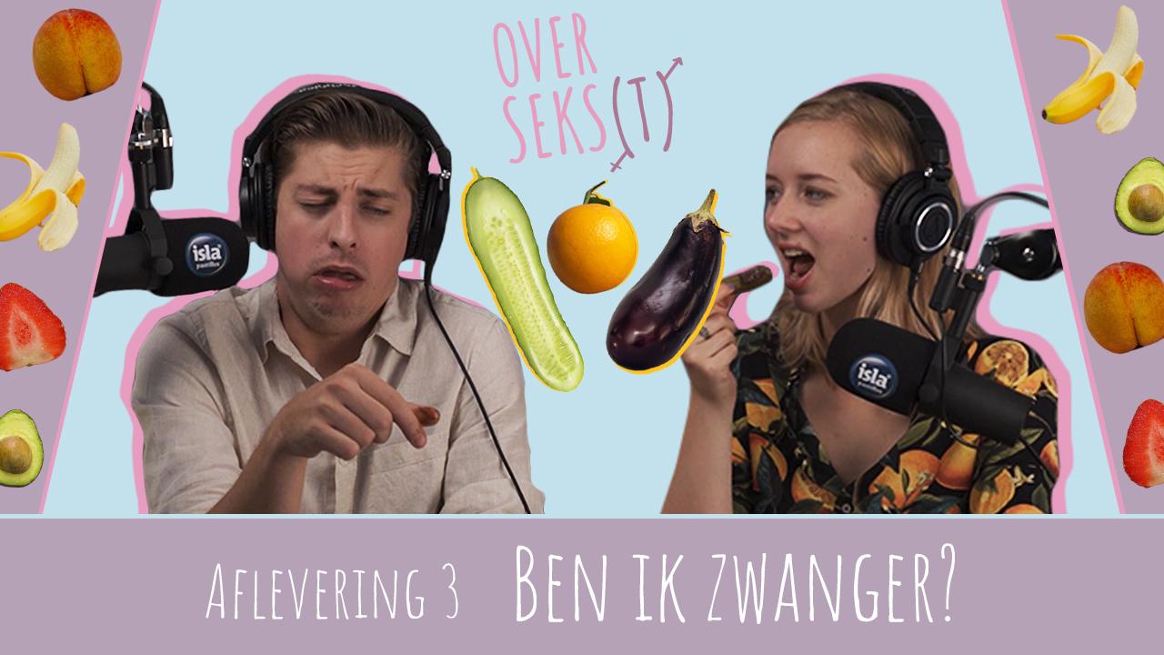 Podcast | Ben ik zwanger? (S2E3)